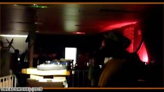 KINGSTEP SOUNDSYSTEM ft mc trooper (b\uk) - we give dub praise pt3 @ leuven 16-5-2015