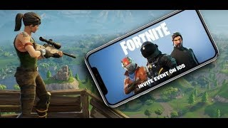 Fortnite Mobile Download Original for Android High Graphique 2018HD