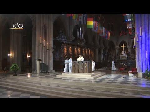 Messe du 9 novembre 2018