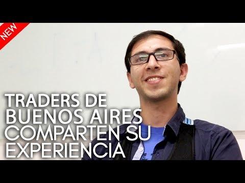 Traders de Buenos Aires comparten su experiencia