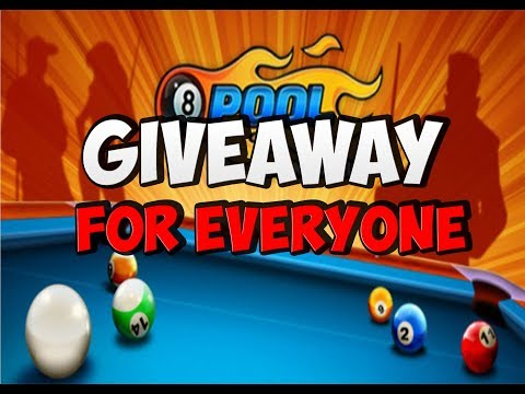 8BP-GiveAway | London To Jakarta/ 8 Ball Pool doacoes de fichas