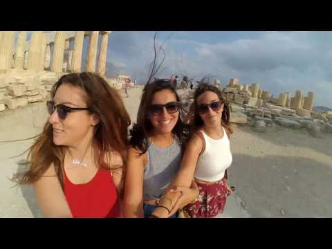 Trip to Greece │Athens & Saronic Islands│2016