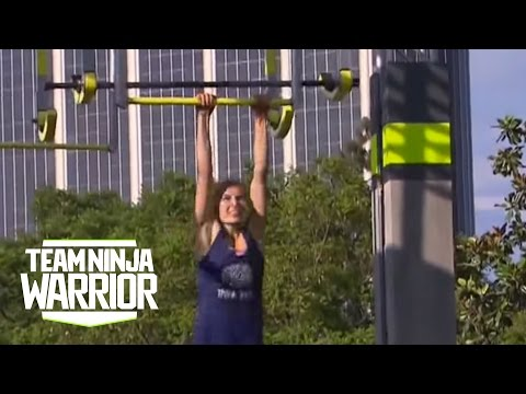 Season 2, Episode 8: Kirsti Pratt vs. Asya Grechka | Team Ninja Warrior