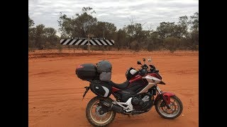 A Failed Adventure?  5 day Motorcycle ride to Outback New South Wales