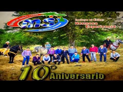 El Pelo Chino - Banda MS (10 Aniversario 2013 )