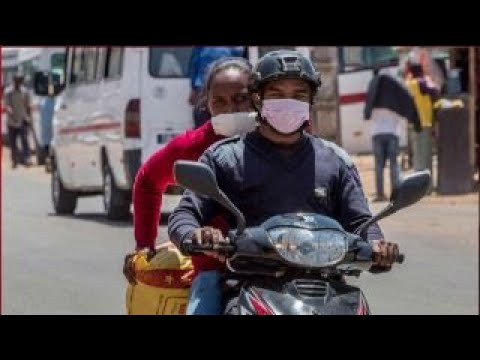World Health Organization warns of plague hitting Madagascar