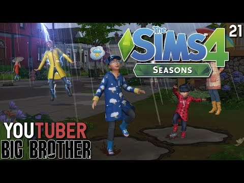 MY SEASONS SECRETS -  YouTuber Big Brother Season 3 Episode 21