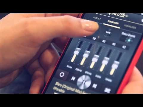 Equalizer+ for Android - Improve your music listening experience