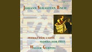 Lute Partita in E Major, BWV 1006a: II. Loure - III. Gavotte - IV. Menuet I - V. Menuet II -...