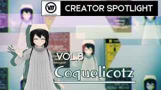 """【Vket】CreatorSpotlight Vol.8 """"Coquelicots"""""""
