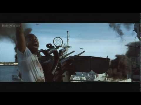 Pearl Harbour - Cook takes A.A Gun [HD]