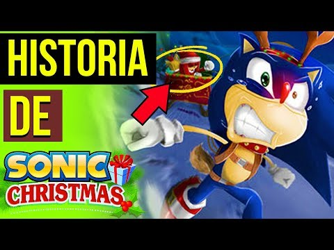 haunted-christmas-from-sonic-green-😱- -history-of-sonic-2-christmas