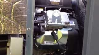 20KW Briggs & Stratton Whole House Standby Generator - Part 1