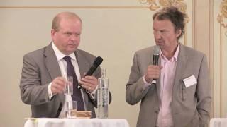 Eskil Erlandsson vill hitta mer pengar till hästforskning