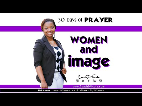 30 Days of Prayer ★ Day 15 ★ Women and IMAGE