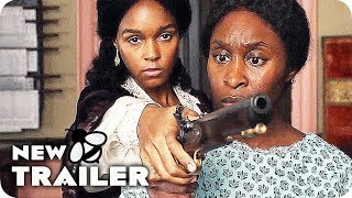 HARRIET Trailer (2019) Harriet Tubman Biopic Movie