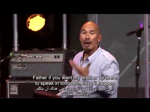 """I don't speak in tongues but I have the Holy Spirit in me"" - Francis Chan at Onething 2015"