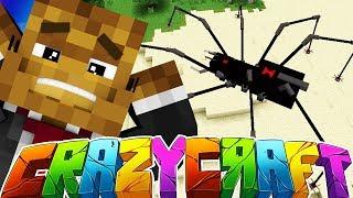 EVIL BROODMOTHER SPIDER BOSS? - MINECRAFT