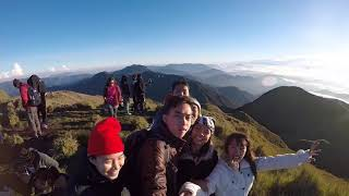 .Summary of our Mt. Pulag Adventures