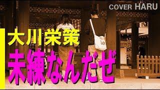 新曲「未練なんだぜ」大川栄策 cover HARU