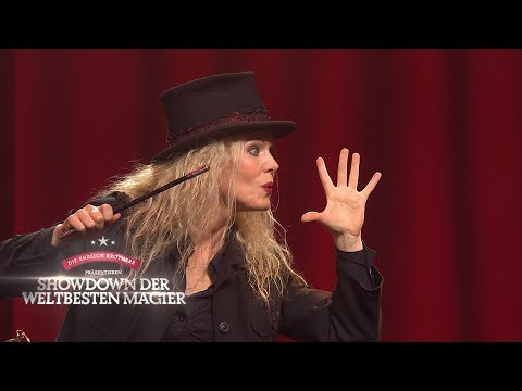 Die Ehrlich Brothers präsentieren: Showdown der weltbesten Magier | Marlin Nilsson