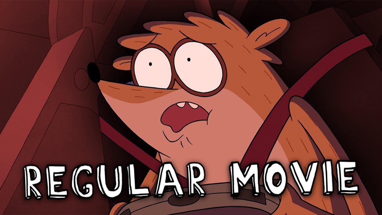 Download That Time Regular Show Had a DARK Movie