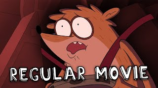 That Time Regular Show Had a DARK Movie