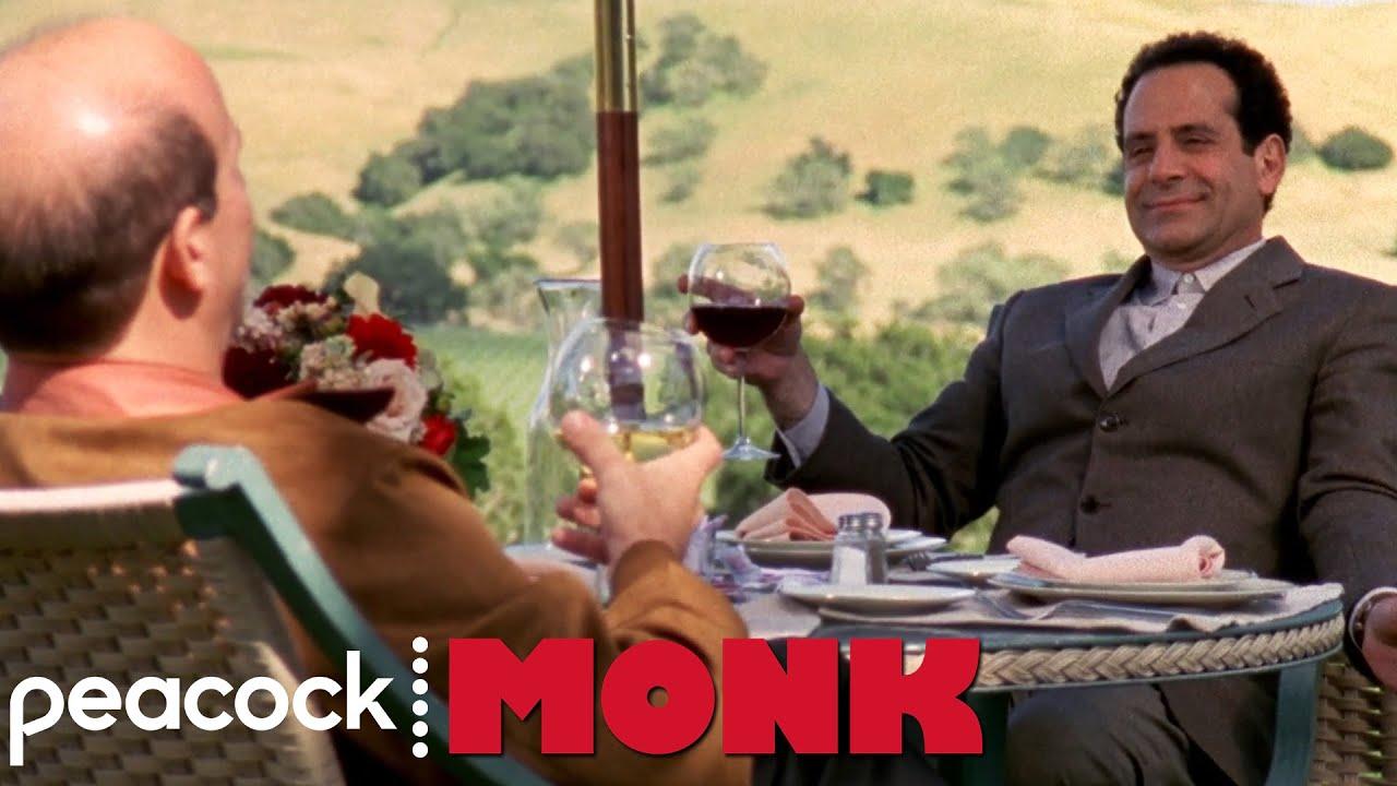 Download Monk Gets Drunk | Monk