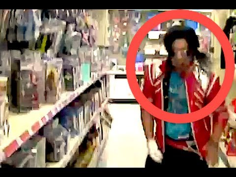 Michael jackson spotted at toys r us youtube for Three jackson toy
