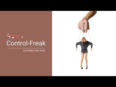 Le control-freak