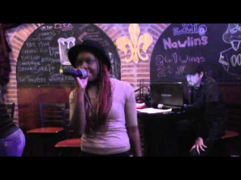 Abbie Singing You Oughta Know By Alanis Morissette Karaoke Cover