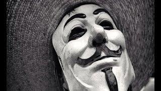 Anonymous Habla sobre la Caravana Hondureña llegada a Tijuana