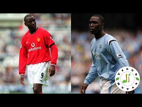 6 Pemain yang Pernah Membela Manchester United dan Manchester City