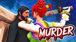 PSYCHO vs UNSCHULDIGE im Fortnite Murder Modus!