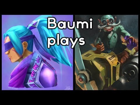 Dota 2   BATTLECUP TRYHARDING!!   Baumi Plays An Unknown Amount Of Heroes Cause Spoilers Lmao
