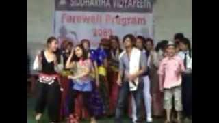aatma ma by kamal khatri n babita manandhar svp singing competition 2070