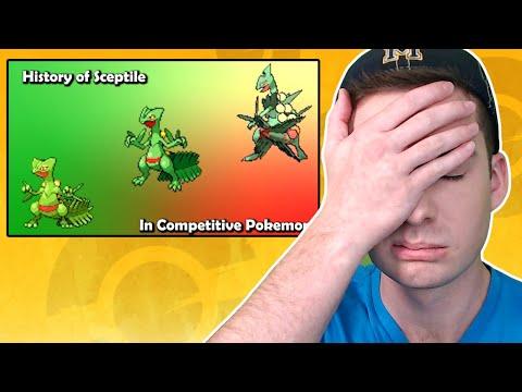 PokéTuber Reacts to 'How Good Was Sceptile Actually?'