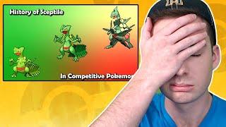 "PokéTuber Reacts to ""How Good Was Sceptile Actually?"""