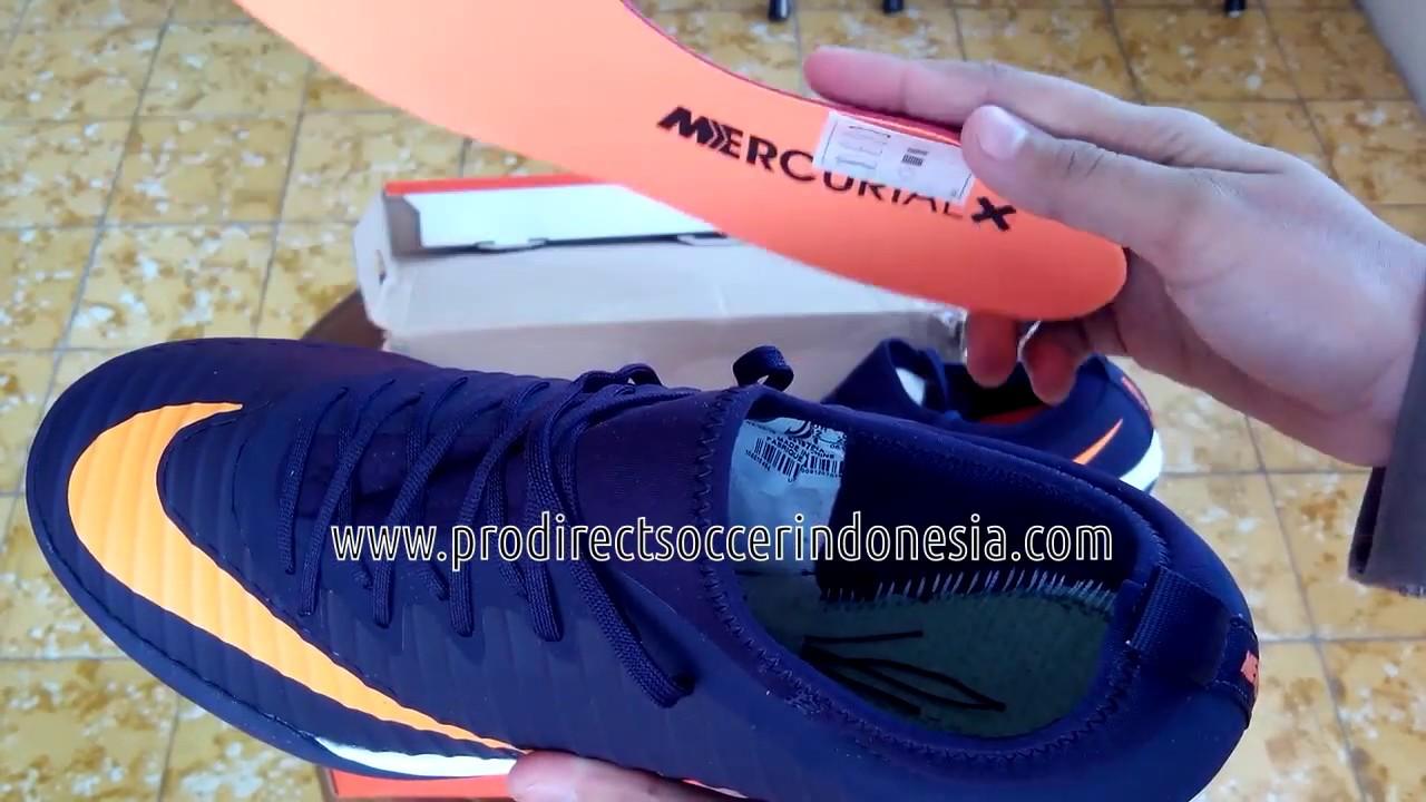 b6c89feaaaf9 Sepatu Futsal Nike Mercurialx Finale II TF Purple Dynasty 831975 589  Original