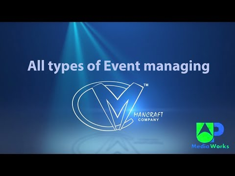Mancraft Events Management