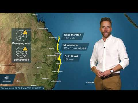 WEATHER UPDATE: Category 1 tropical cyclone Oma expected to