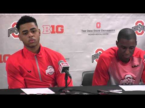 Ohio State's D'Angelo Russell and Shannon ...