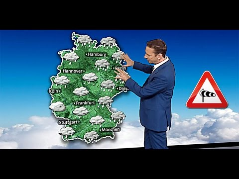 Wie wird das Wetter? Die aktuelle wetter.com 3-Tages Vorhersage (24.12.2016)