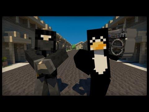 """Minecraft Style"" - A Minecraft Parody (Psy - Gangnam Style)"
