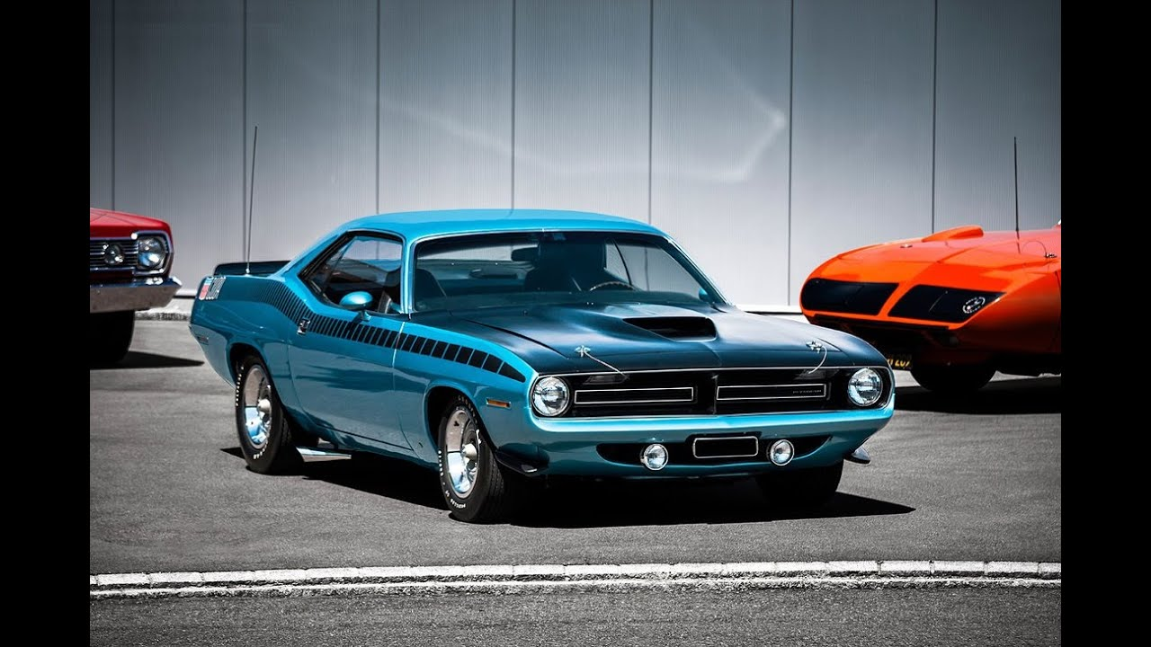 Top 5 Muscle Cars of All Time - Used Cars Franklin | Providence ...