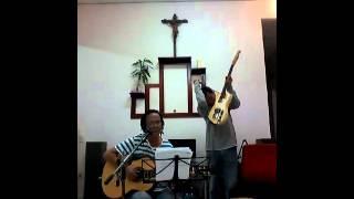 Tập guitar bài Chiều Hoang