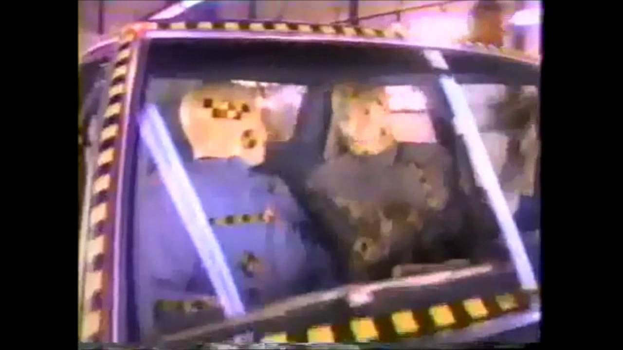 Crash Test Dummies Psa From 1985 To 1999 All In One Youtube