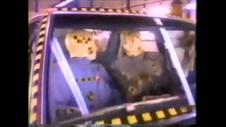 Crash Test Dummies PSA from 1985 to 1999 - All In One!