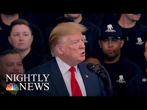 Trump Labels Mueller Conclusions A Personal Victory | NBC Nightly News