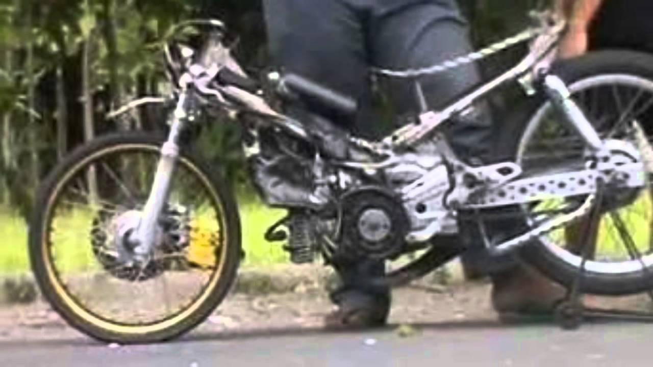 kumpulan motor drag terbaru - youtube